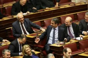 Να δούμε, ποιος θα γελάσει τελευταίος ανκαι το θέμα είναι πότε θα γελάσει και ο ελληνικός λαός