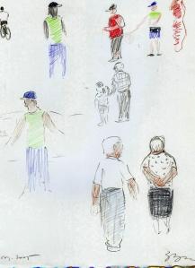 σκίτσο: Γιώργου Ζυμαράκη (ΖΥΜ)